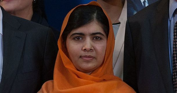 She Stood Up To The Taliban And At 17, Is The Youngest Nobel Peace Prize Winner In History